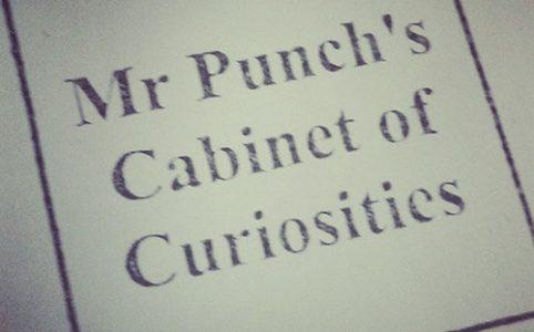 Mr Punch Stamp