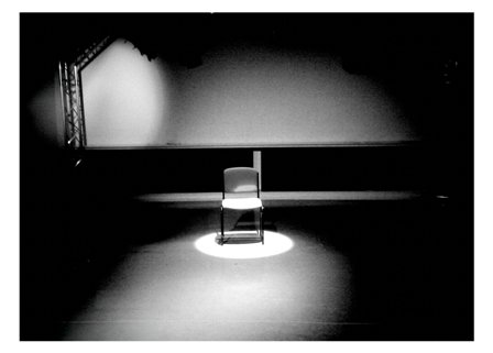 The Chair in the Studio