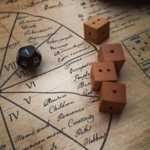 Geomantic Casting